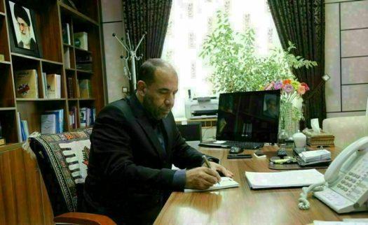 پیام تبریک استاندار خراسان شمالی به مناسبت روز اصناف